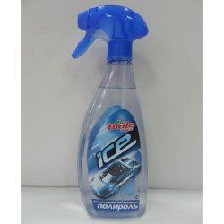 Turtle Wax Моментальний синтетичний поліроль ICE 473мл