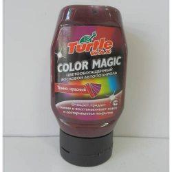 Turtle Wax Полироль цветообогащенный Color Magic темно-красный