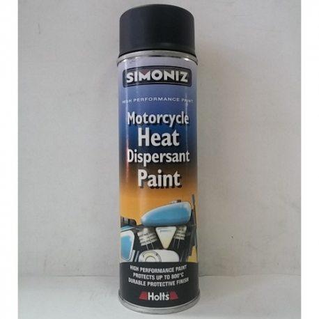 Simoniz Retail/PRO фарба-спрей для високотемп. поверхонь для