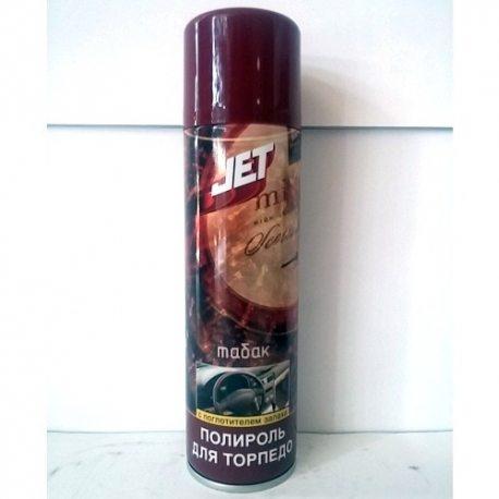Verylube JET Полироль для торпедо Табак, аэрозоль, 200мл (XB
