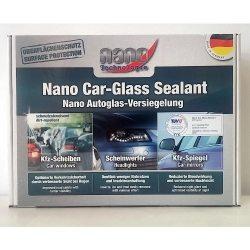 Autoprofiline Защитное и водоотталкивающее покрытие авто Nano Car-Glass Sealant 15мл K1+15мл K2