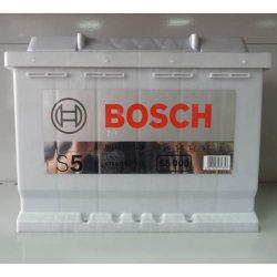 Акумулятор Bosch 6СТ-63 0092S50050,S5 (0)