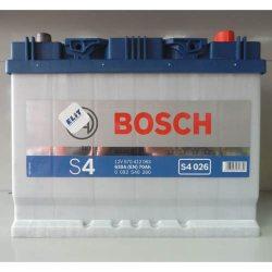 Аккумулятор Bosch 6СТ-70 Asia 0092S40260,S4 (0)