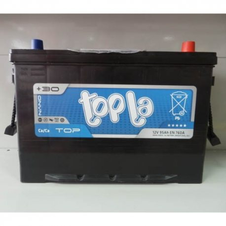 Акумулятор Topla 95Ah/12V Top/Energy Japan (0) 59518