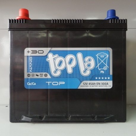 Акумулятор Topla 45Ah/12V Top/Energy Japan 54524 EN300