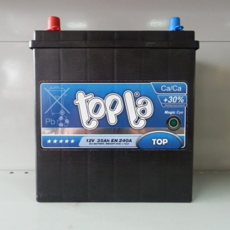 Аккумулятор Topla 35Ah/12V Top/Energy Japan 53522