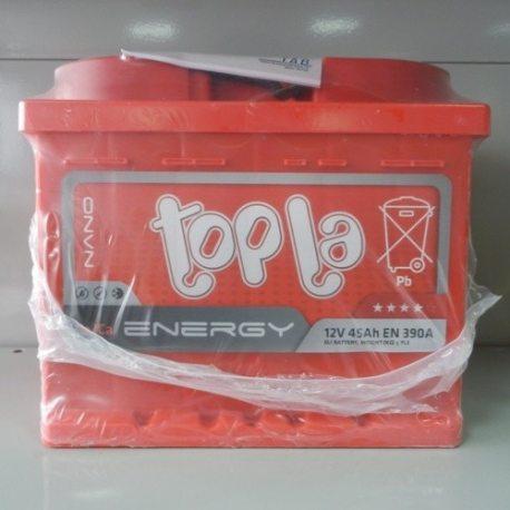 Аккумулятор Topla 45Ah/12V Energy (0)