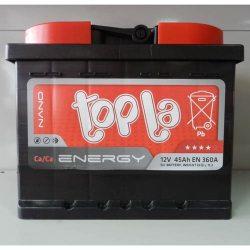 Акумулятор Topla 45Ah/12V Energy EN360