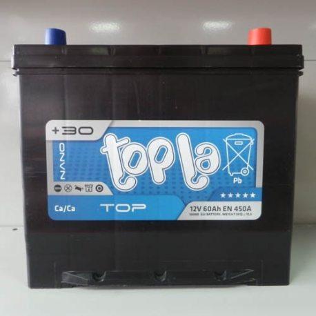 Акумулятор Topla 60Ah/12V Top/Energy Japan (0) 56068