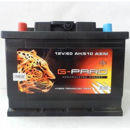 G-Pard Аккумулятор 60 Ah/12V (1)