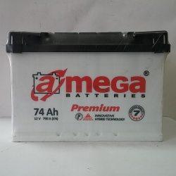 Акумулятор A MEGA BATTERIES Premium 6СТ-74-АЗ (0)