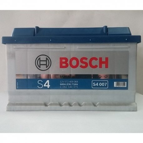 Bosch Аккумулятор Robert 0 092 S40 070