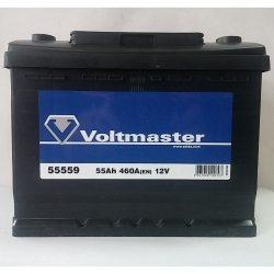 Аккумулятор VOLTMASTER 55Ah-12v EN460 L (0)