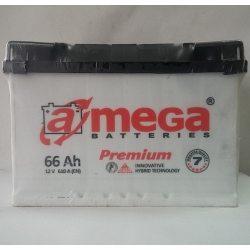 Аккумулятор A-MEGA PREMIUM (M7) 6СТ-66-А3 (0)
