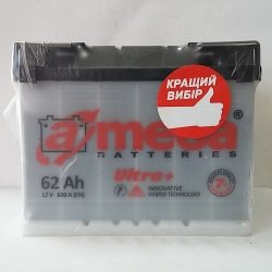 Акумулятор A MEGA BATTERIES Ultra 6СТ-62-АЗ (1)