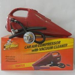 Автомобильный пылесос-компрессор 2в1 dr.Max VORTEX