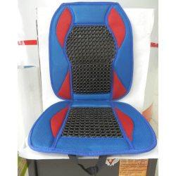 Накидка на сидіння RF-2674B blue/red KSC-0030