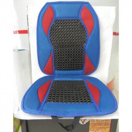 Накидка на сидения RF-2674B blue/red KSC-0030
