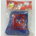 Накидка на подголовник из текстильного материала CITROEN (синяя)