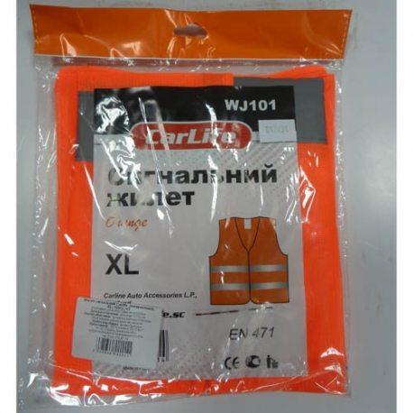 CarLife Сигнальный жилет, оранж.,XL,130gr|m2