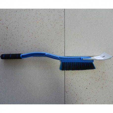 Щетка ALPEJKA со скребком 65см с твердой губкой на ручке