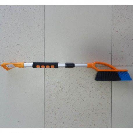Щітка TUNDRA зі шкребком 65см Телескоп, з губкою на ручці