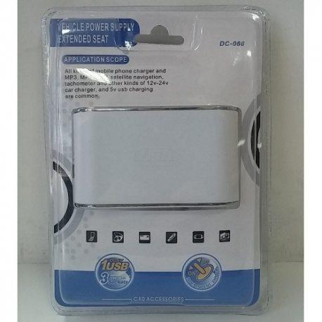 Expert Trade Зарядное устройство адаптер прикуривателя для