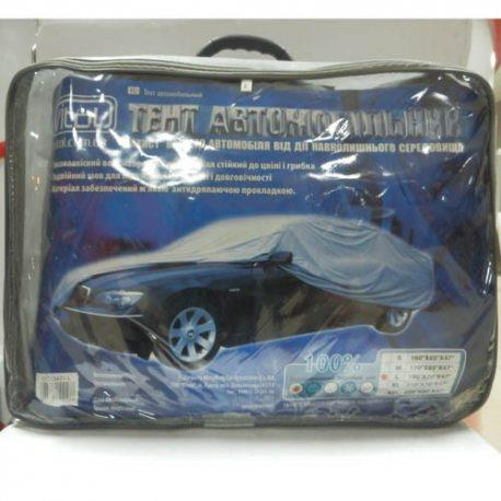 Vitol Тент для автомобіля CC13401-L сірий з підкладкою