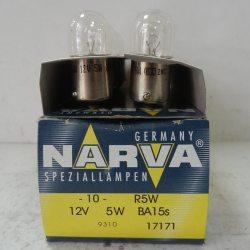 Лампочка Narva 12V R5W 5 BA15s
