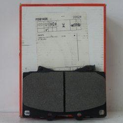 Ferodo Колодки тормозные дисковые FDB 1456 (Toyota Land Cruiser)