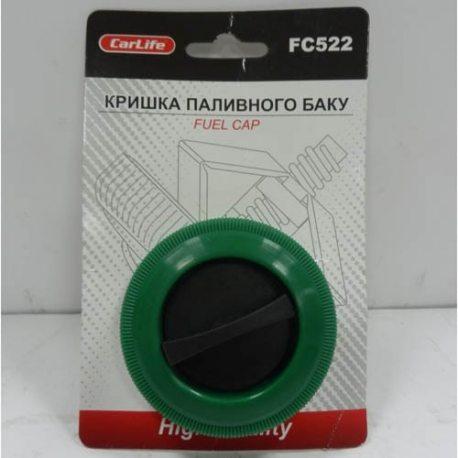CarLife Крышка бензобака пласмассовая High Quality (FC522)