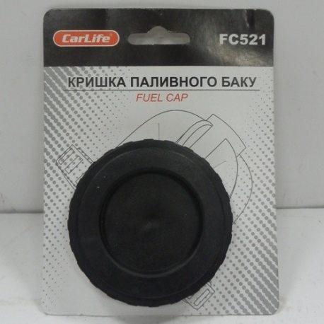 CarLife Крышка бензобака пласмассовая (FC521)