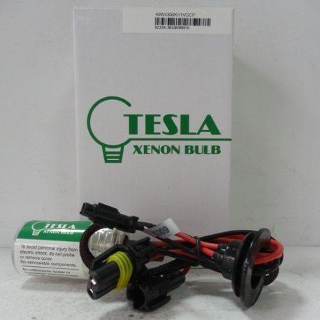 Ксеноновая лампа Tesla Inspire 40W 6000К Н1