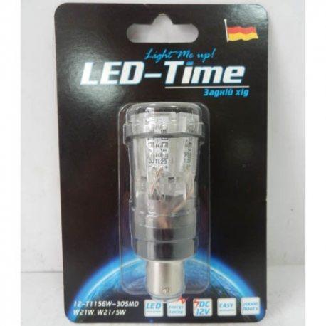 Лампа LED Задний ход 1156-30SMD (белая)