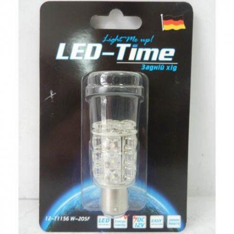Лампа LED Задний ход 1156-20SF (белая)