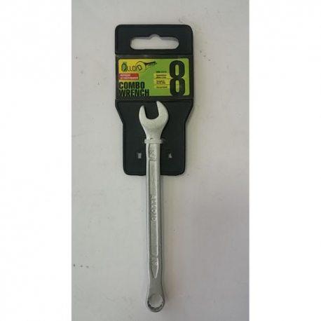 Alloid. Ключ комбинированный 8 мм