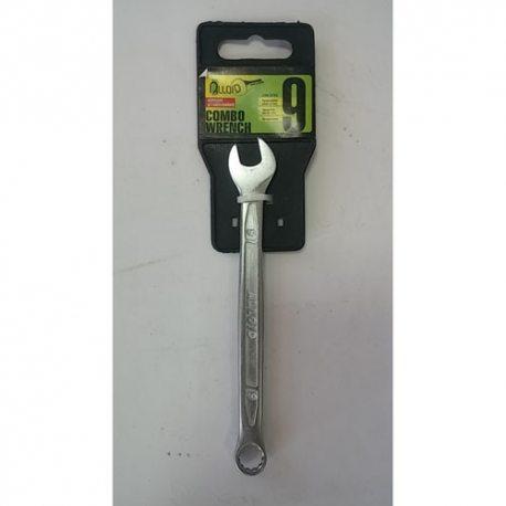 Alloid. Ключ комбінований 9 мм.
