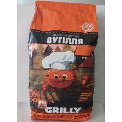 GRILLY Уголь древесный, 2,5кг