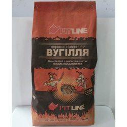 PITLINE уголь древесный, 2,5кг