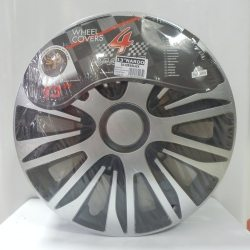 ARGO Колпаки NARDO Silver&Black R13
