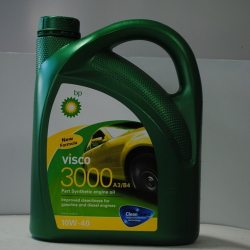 British Petroleum олива моторна Visco 3000 10W-40, 4л