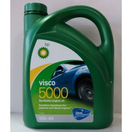 British Petroleum Масло моторное Visco 5000 5W-40, 4л