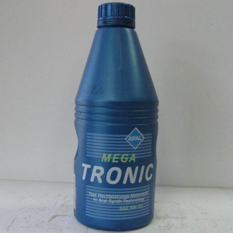 ARAL Масло моторное синтетическое Mega Tronic 5W-50/1л