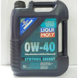 LM Масло моторное Synthoil Energy 0W-40/5л