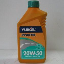 YUKOIL Масло моторное Практик 20W-50, 1л
