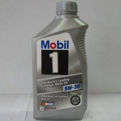MOBIL 1 олива моторна SuperSyn Synthetic Motor Oil SAE 5W-30