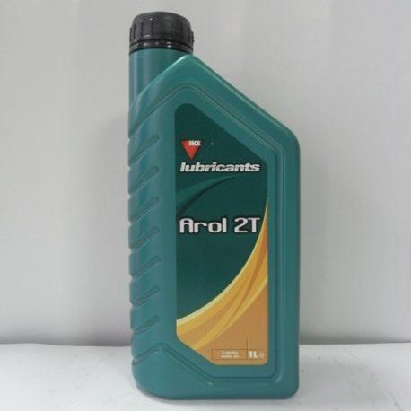 MOL Масло моторное минеральное 2-тактна Arol 2T, 1л