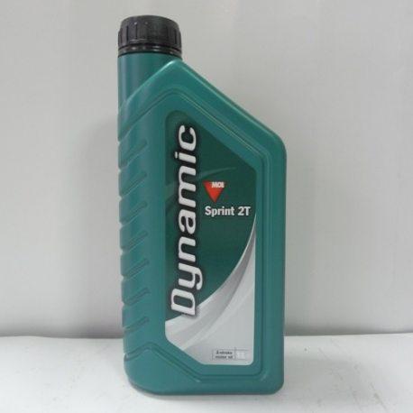 MOL Масло моторное полусинтетическое 2-тактна DYNAMIC Sprint