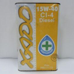 ХАДО олива моторна Atomic OIL Diesel 15W-40 CI-4л, 4л
