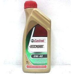 Castrol Масло моторное синтетическое EDGE SAE 0W40/1л